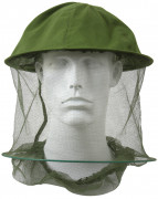 Rothco G.I. Type Mosquito Head Net w/Hoop Olive Drab 8533