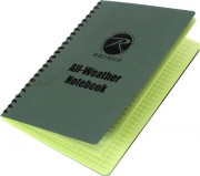 "Rothco All Weather Waterproof Notebook 6"" x 8"" 463"
