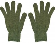 Перчатки Newberry Knitting® Polypropylene Glove Liners - Olive Drab - 8413