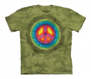 Футболка The Mountain - Peace Tie Dye - Детская