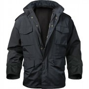 Rothco M-65 Storm Jacket Black - 8644
