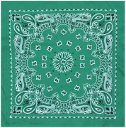 Rothco Trainmen Bandana Kelly Green (56 x 56 см) 44947