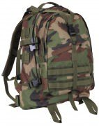 Rothco Large Camo Transport Pack Woodland Camo - 7684