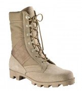 Rothco G.I. Type Speedlace Jungle Boot / Panama Sole Desert Tan 5057