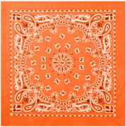 Rothco Trainmen Bandana Orange (56 x 56 см) 4948