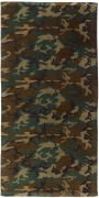 Полотенце пляжное Rothco Beach Towel - Woodland Camo - 2300