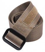 Rothco AR 670-1 Compliant Military Rigger's Belt - Coyote # 44599