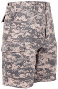Rothco BDU Short ACU Digital Camo 65312