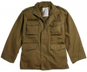 Rothco Vintage M-65 Field Jackets Russet Brown - 8616