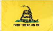 Rothco Don't Tread On Me Flag 3' x 5' 1546