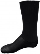 Elder Hosiery Dry Foot Sock Black - 4580