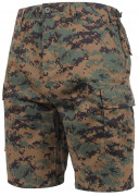 Rothco BDU Short Woodland Digital Camo 65412