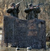 Rothco Military Type Camo Net Small 6504