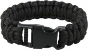 Rothco Deluxe Paracord Bracelets Black 966