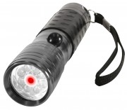 Rothco LED Flashlight w/ Red Laser Pointer 880