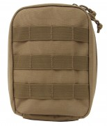 Mедицинский подсумок молле Rothco MOLLE IFAK First Aid Pouch - Coyote - 9703