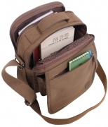 Rothco Everyday Work Shoulder Bag Brown - 2360