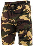Rothco Sweat Shorts Woodland Camo 1735