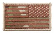 Rothco U.S. Flag Velcro Patch - MultiCam™ / Reverse - 17772