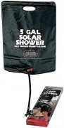 Летний душ Rothco Five Gallon Solar Camp Shower - Black - 540