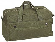 Сумка механика Rothco G.I. Type Enhanced Nylon Mechanics Tool Bag - Olive Drab - 8100