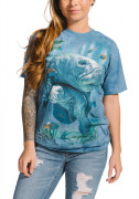 The Mountain T-Shirt Manatees Collage 105903