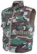 Rothco Ranger Vest Woodland Camouflage - 6555