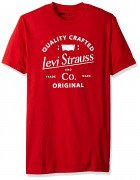 Levi's Men's Apache T-Shirt Red