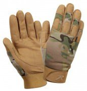 Перчатки Rothco Lightweight All-Purpose Duty Gloves - MultiCam™ - 4426