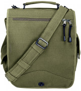 Rothco Canvas M-51 Engineers Field Bag Olive Drab 8612