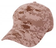 Rothco Supreme Camo Low Profile Cap Desert Digital Camo 8611