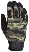 Перчатки Rothco Lightweight All-Purpose Duty Gloves - Woodland Camo - 4429