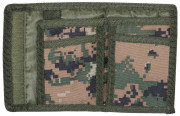 Rothco Commando Wallet Woodland Digital Camo 10635