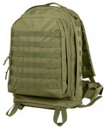 Rothco MOLLE 3-Day Assault Pack - Olive Drab # 40169