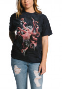The Mountain T-Shirt Octopus Climb 105953