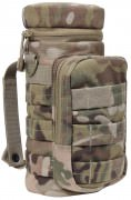 Rothco MOLLE Compatible Water Bottle Pouch - MultiCam™ - 2879