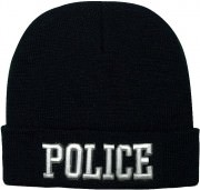 "Rothco Deluxe ""Police"" Embroidered Watch Cap 5449"