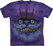 Футболка The Mountain - Big Face Cheshire Cat - 104005