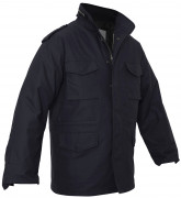 Rothco M-65 Field Jacket Midnight Navy Blue 8623