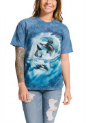 The Mountain T-Shirt Orca Wave 105909