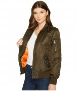 Levi's MA-1 Flight Jacket Army Green