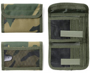 Rothco Deluxe Tri-Fold ID Wallet Woodland Camo 11630
