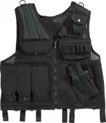 Жилет разгрузочный Rothco Quick Draw Tactical Vest - Black