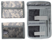 Rothco Deluxe Tri-Fold ID Wallet ACU Digital Camo 11640
