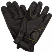 Перчатки Rothco Military Shooters Leather Gloves - Black - 3453