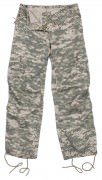 Rothco Womens Vintage Paratrooper Pants ACU Digital Camo - 3396