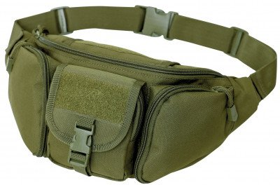 Сумка поясная Rothco Tactical Concealed Carry Waist Pack Olive Drab 4960, фото