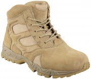 "Rothco Forced Entry Deployment Boots 6"" Desert Tan 5368"