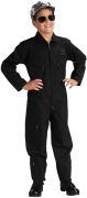 Rothco Kids Air Force Type Flightsuit Black 7301