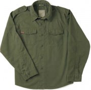 Rothco Vintage Fatigue Shirt Olive Drab 2568